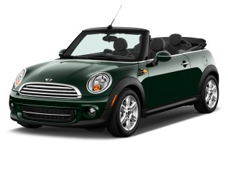 2011 MINI Cooper Convertible Photo