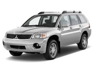 2011 Mitsubishi Endeavor Photo