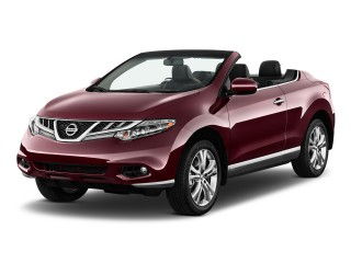 2011 Nissan Murano CrossCabriolet Photo