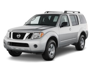 2012 Nissan Pathfinder Photo