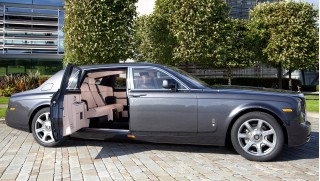 2011 Rolls-Royce Phantom Photos