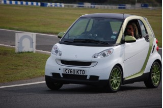 2011 Smart fortwo electric drive Photo