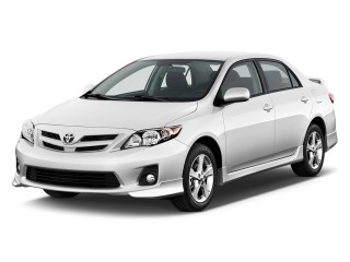 2012 Toyota Corolla Photo