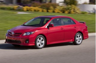 2011 Toyota Corolla Review Ratings Specs Prices And Photos The Car Connection
