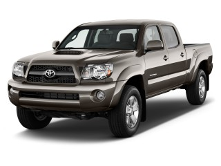 Toyota Supra 2000 on 2011 Toyota Tacoma Reviews And Ratings   The Car Connection