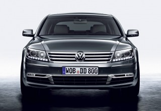 Electric VW Phaeton Delayed To 2020, May Use Audi e-Tron Quattro Powertrain