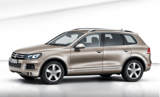 2011 Volkswagen Touareg Photo