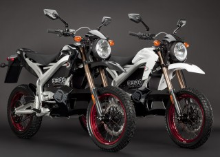 2011 Zero DS Electric Motorcycle