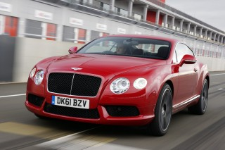 2013 Bentley Continental GT Photo
