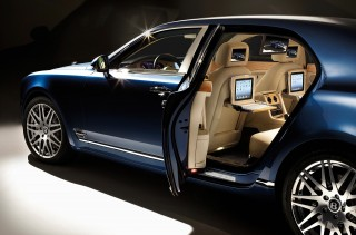 2012 Bentley Mulsanne Photos
