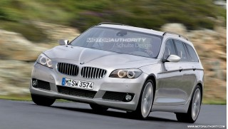Upcoming Cars In 2012 BMW 3