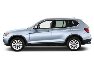 2012 Bmw X3 Review Ratings Specs Prices And Photos