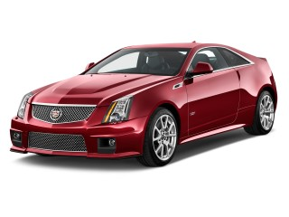 2012 Cadillac CTS-V Photos