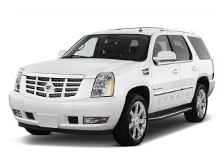 2012 Cadillac Escalade Hybrid Photo
