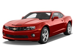 2012 Chevrolet Camaro Photos
