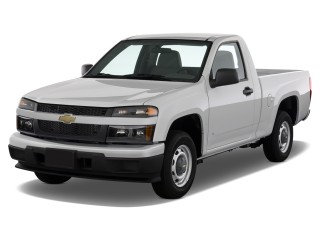 2012 Chevrolet Colorado Photos