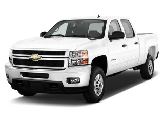 2012 Chevrolet Silverado 2500HD Photo