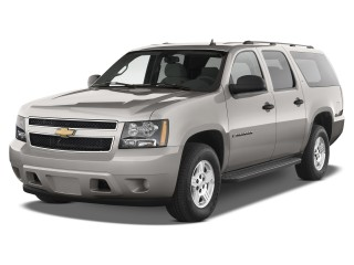 2012 Chevrolet Suburban Photos