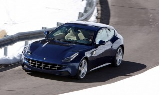 2012 Ferrari FF Photos