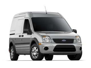 Ford Transit Connect Wagon 2012