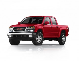 2012 GMC Canyon Photo