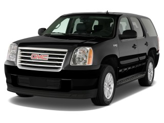 2012 GMC Yukon Hybrid Photos