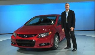 2012 Honda Civic Si video walkaround