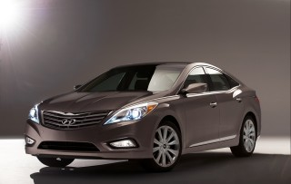 2012 Hyundai Azera Photo
