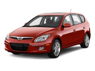 2012 Hyundai Elantra Touring Photo