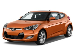 2012 Hyundai Veloster Photos