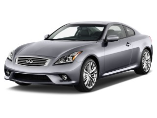 2012 Infiniti G37 Coupe Photos