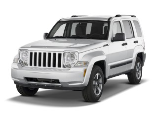 2012 Jeep Liberty Photos