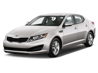 2012 Kia Optima Photos