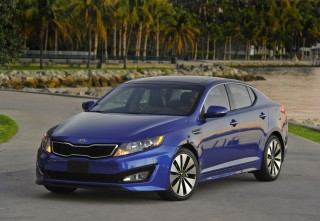 2012 Kia Optima Photo