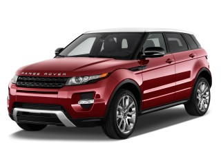 2012 Land Rover Range Rover Evoque Photos