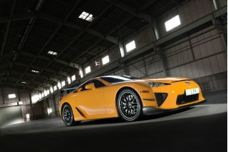 2012 Lexus LFA Photo