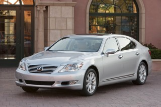 2012 Lexus LS 460 Photo