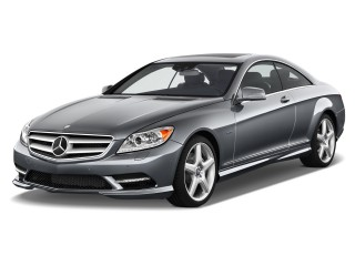 2012 Mercedes-Benz CL Class Photos