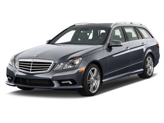 2012 Mercedes-Benz E Class Photo