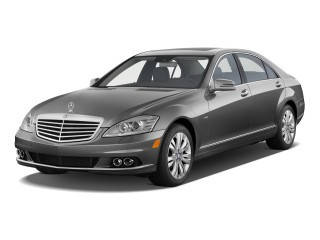 2012 Mercedes-Benz S Class Photos