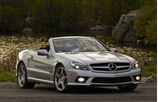 2012 Mercedes-Benz SL Class Photo