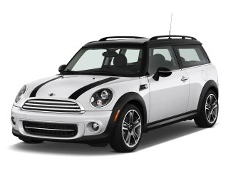 2012 MINI Cooper Clubman Photo
