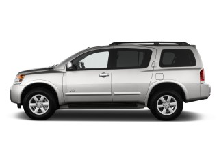 2012 Nissan Armada Photo