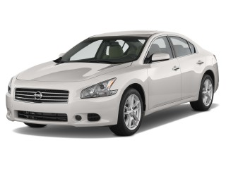 2012 Nissan Maxima Photos