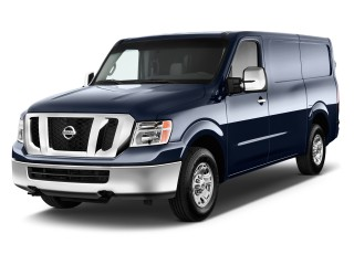 2012 Nissan NV Photo