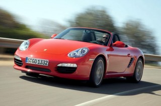 2012 Porsche Boxster Photo