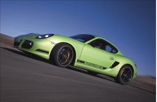 2012 Porsche Cayman Photo