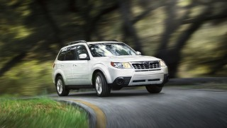 2012 Subaru Forester Photo