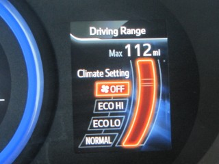 2012 Toyota RAV4 EV, Newport Beach, California, July 2012