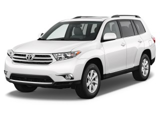 2012 Toyota Highlander Photo
